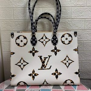 🦄Louis Vuitton Onthego GM Jungle Tote Bag🦄